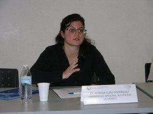 Dª Adriana Elías Rodríguez