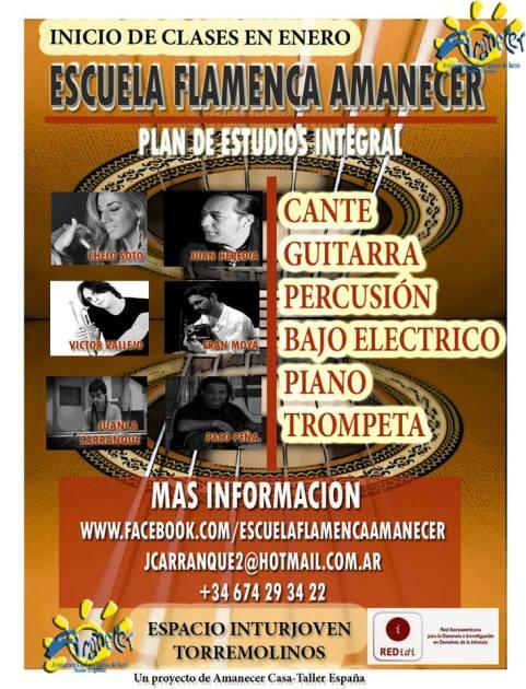 Escuela Flamenca Amanecer